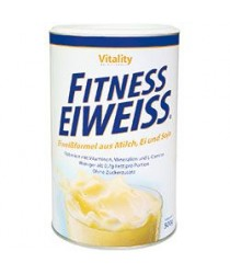 Eiweiss Pulver Vitality Fitness 500g