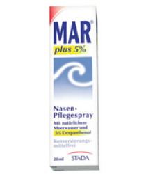 Mar plus Nasenspray 20ml