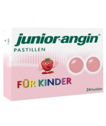 Junior Angin Lutschpastillen 24St