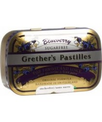 Grether´s Pastillen Blueberry zuckerfrei 110g