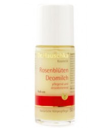 Dr.Hauschka Deomilch Rose