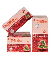 Cranberry UroForte liquidum Biogelat 120ml