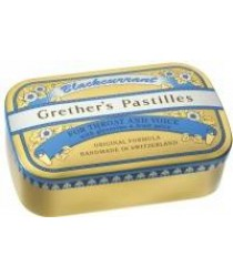 Grether`s Pastillen Blackcurrant zuckerfrei