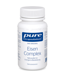 Eisen complex pure encapsulations
