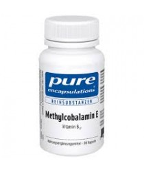 Vit B12 Methylcobalamin pure encaps.